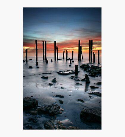Port Willunga Photographic Print