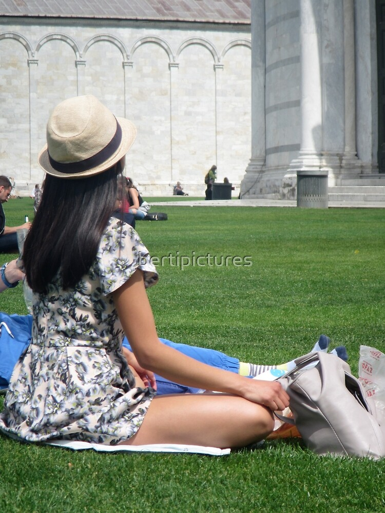 the hot hat project-Pisa by bertipictures