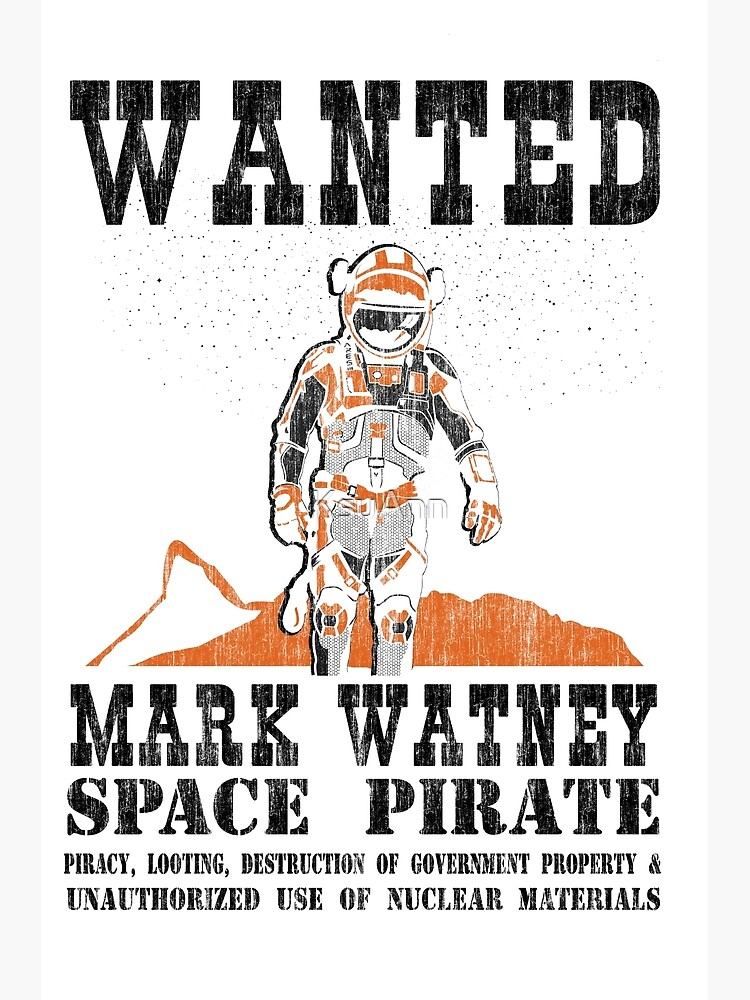 Wanted! Space Pirate by KsuAnn