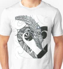 KELKIRK ST. B&W feather T-Shirt