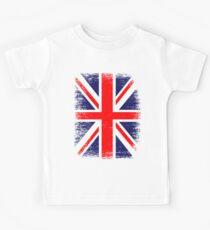 UK Union Jack Vintage Flag  Kids Clothes