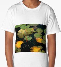 Water Lillies Long T-Shirt