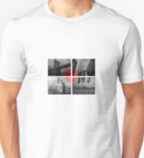 I heart this city Unisex T-Shirt