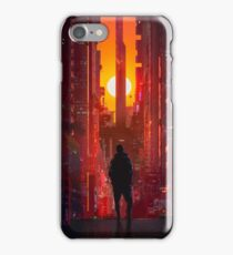 California 2085 iPhone Case/Skin