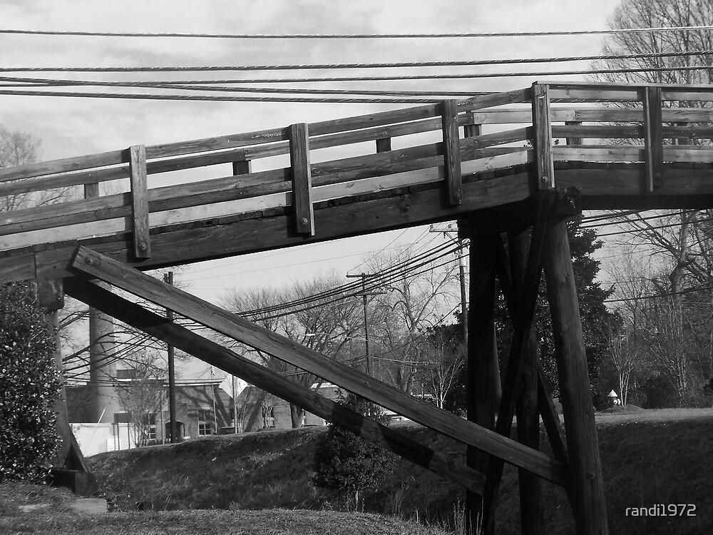 Footbridge by randi1972