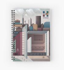 Birmingham Hippodrome Spiral Notebook