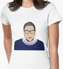 Ruth Bader Ginsburg  Women's Fitted T-Shirt