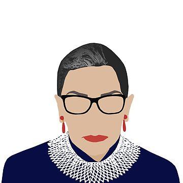 Ruth Bader Ginsburg von thefilmartist