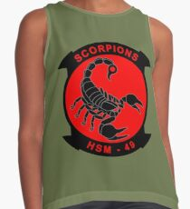 Scorpion - Helicopter Maritime Strike Squadron 49 Contrast Tank