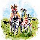 Zebra von AnnaShell