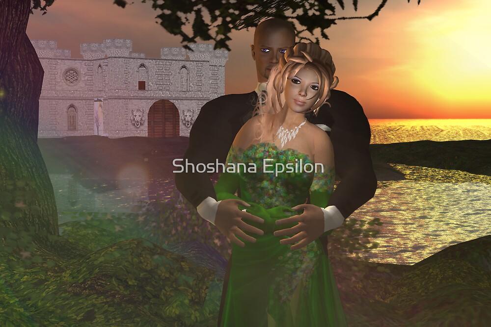 Je t'adore by Shoshana Epsilon