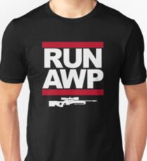 RUN AWP Slim Fit T-Shirt