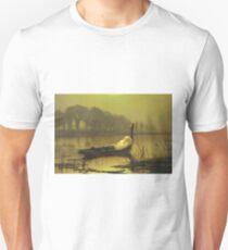 John Atkinson Grimshaw - The Lady Of Shalott 1875 Unisex T-Shirt