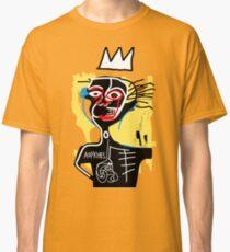 Basquiat boy Classic T-Shirt