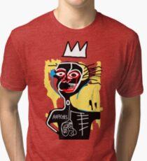 Basquiat boy Tri-blend T-Shirt
