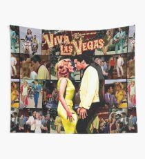 Viva Las Vegas - Elvis Presley  Wall Tapestry
