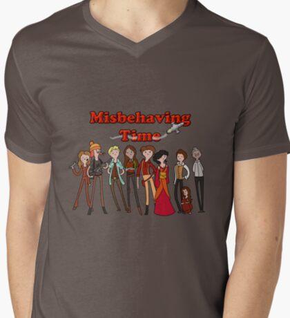 Misbehaving time T-Shirt