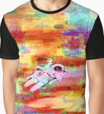 Lost in Colors  Graphic T-Shirt