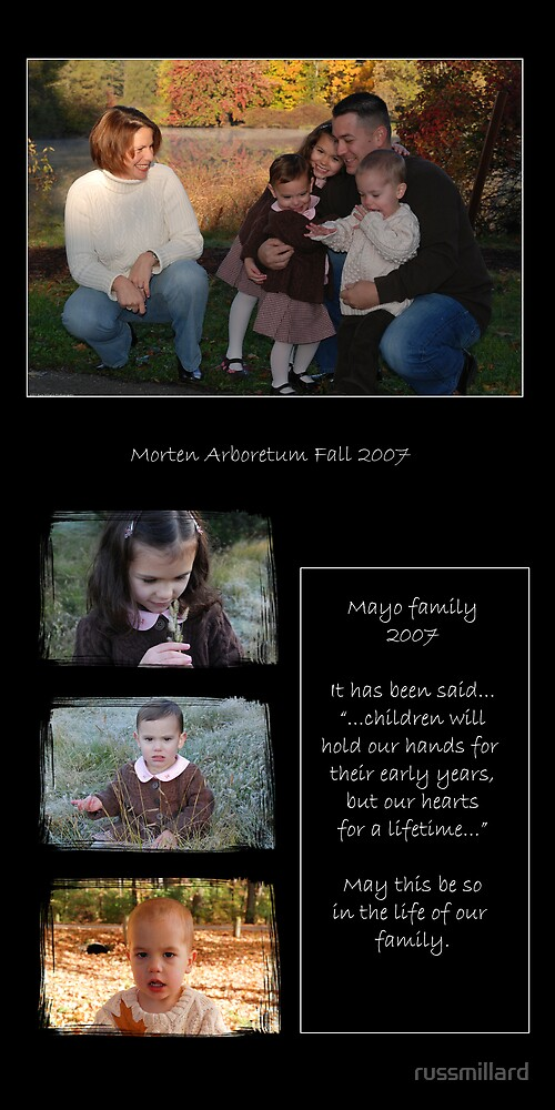 10x20 montage mayo family by russmillard