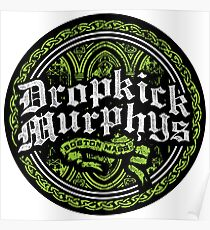 Dropkick Murphys Boston Poster