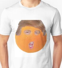 Donald Trump Funny Orange Face Unisex T-Shirt