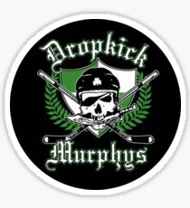 Dropkick Murphys Pirate Sticker