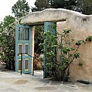 Come In - Our Lady Of Mount Carmel, Montecito, Santa Barbara County, CA by Rebel Kreklow