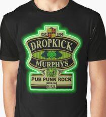 Dropkick Murphys Sign Graphic T-Shirt