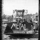Metal by Stephen Sheffield