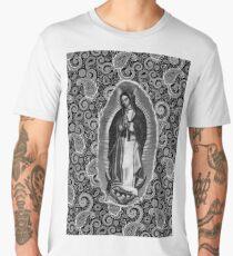 La Virgen De Guadalupe Men's Premium T-Shirt