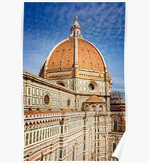 Il Duomo Florence Italy Poster