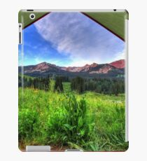 Tent View iPad Case/Skin
