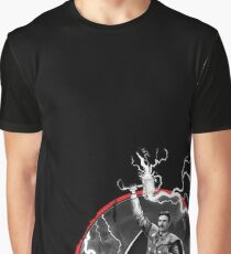 Tesla God Of Thunder Graphic T-Shirt