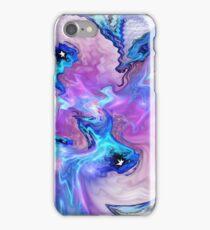 Sea dragons iPhone Case/Skin