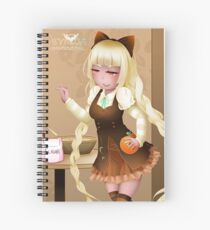 Punkin - 2017 Spiral Notebook