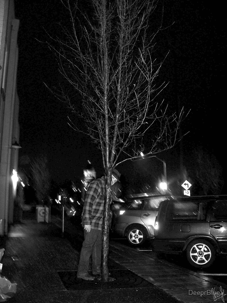 One Night: AKA Lurking by DeeprBlue