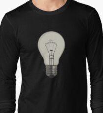 "The Lumineers ""LAMP"" Long Sleeve T-Shirt"