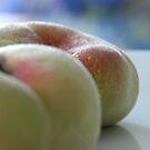 'Summer Peaches' by Annie Finn