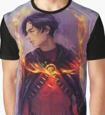 Rotkehlchen Grafik T-Shirt