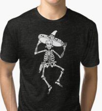 dancing ghoul Tri-blend T-Shirt