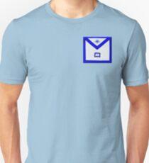 Masons Chaplain Apron Unisex T-Shirt