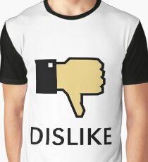Dislike (Thumb Down) Graphic T-Shirt