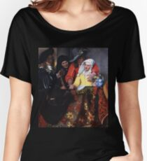 Johannes Vermeer - The Procuress 1656 Women's Relaxed Fit T-Shirt
