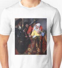 Johannes Vermeer - The Procuress 1656 Unisex T-Shirt