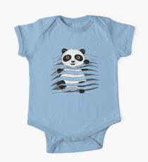 little Panda One Piece - Short Sleeve