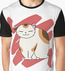Bobtail scratch Graphic T-Shirt