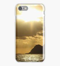 Hawaiian Sunrise iPhone Case/Skin