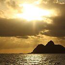Hawaiian Sunrise by WeeZie