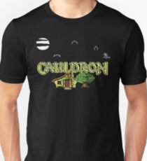 Gaming [C64] - Cauldron Unisex T-Shirt