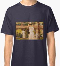 Joaquin Sorolla Y Bastida - The Garden Classic T-Shirt